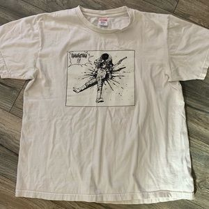 Supreme x Akira Yamagata Tee
